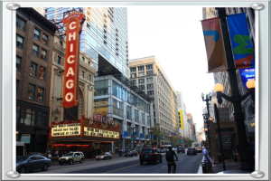 Whether it's Broadway shows, Musicals, Plays. or Concerts, the Historical Chicago Theatre on State Street, offers sophisticated cultural entertainment in the windy city for a classic night out on the town.